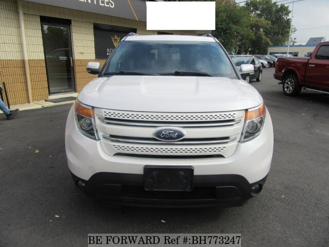 Used 2013 FORD EXPLORER BH773247 for Sale