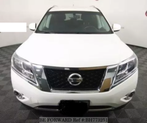Used 2016 NISSAN PATHFINDER BH773251 for Sale