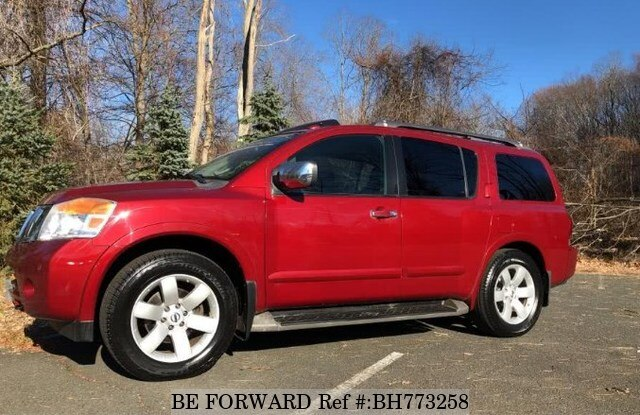 Used 2008 NISSAN ARMADA BH773258 for Sale