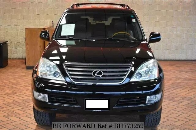 Used 2007 LEXUS GX 470 BH773259 for Sale