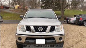 Used 2005 NISSAN FRONTIER BH773263 for Sale