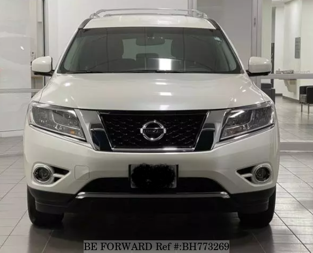 Used 2015 NISSAN PATHFINDER BH773269 for Sale
