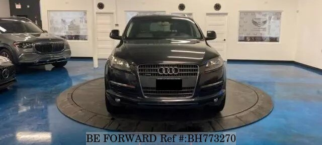 Used 2009 AUDI Q7 BH773270 for Sale