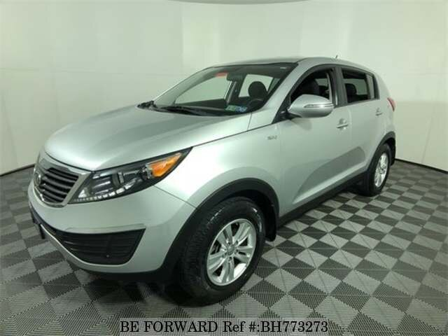 Used 2011 KIA SPORTAGE BH773273 for Sale