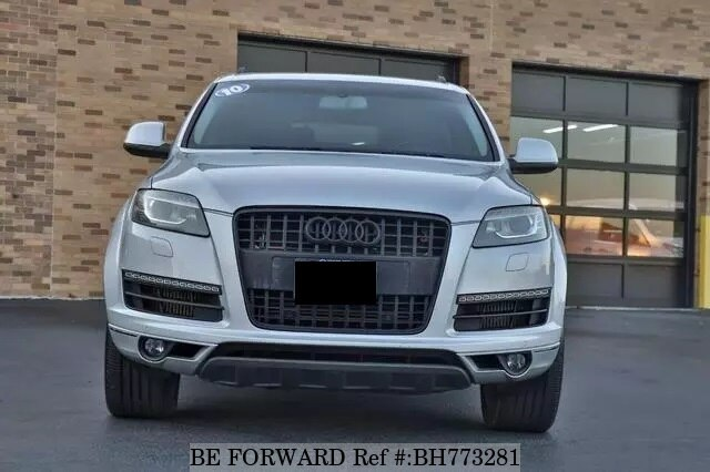Used 2010 AUDI Q7 BH773281 for Sale