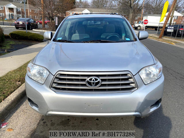 Used 2010 TOYOTA HIGHLANDER BH773288 for Sale