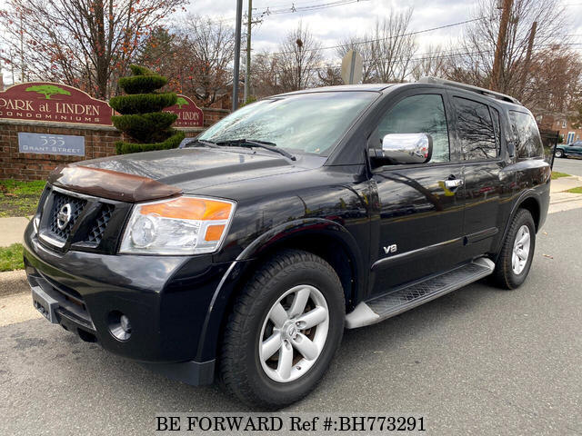 Used 2008 NISSAN ARMADA BH773291 for Sale