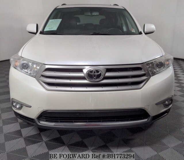 Used 2012 TOYOTA HIGHLANDER BH773294 for Sale
