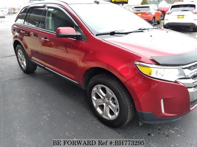 Used 2013 FORD EDGE BH773295 for Sale