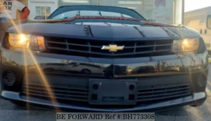 Used 2014 CHEVROLET CAMARO BH773308 for Sale