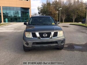 Used 2008 NISSAN FRONTIER BH773312 for Sale