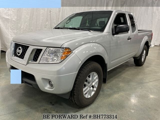 Used 2015 NISSAN FRONTIER BH773314 for Sale