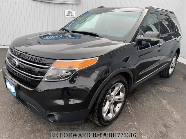 Used 2013 FORD EXPLORER BH773316 for Sale