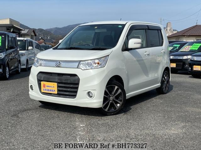Used 2013 SUZUKI WAGON R BH773327 for Sale