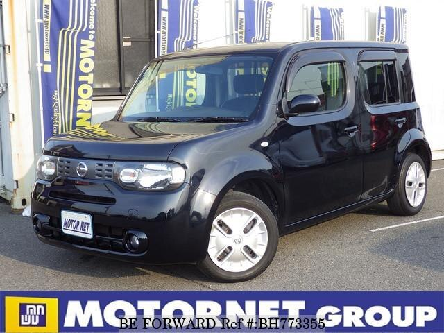 Used 2012 NISSAN CUBE BH773355 for Sale