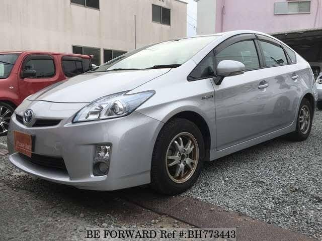 Used 2010 TOYOTA PRIUS BH773443 for Sale