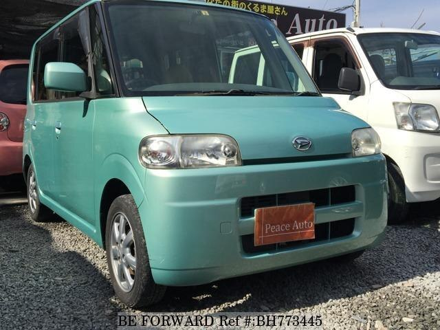 Used 2006 DAIHATSU TANTO BH773445 for Sale
