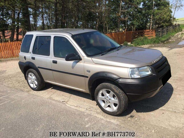Used 2003 LAND ROVER FREELANDER BH773702 for Sale
