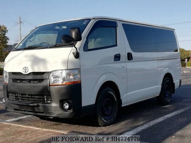 Used 2015 TOYOTA HIACE VAN BH774779 for Sale