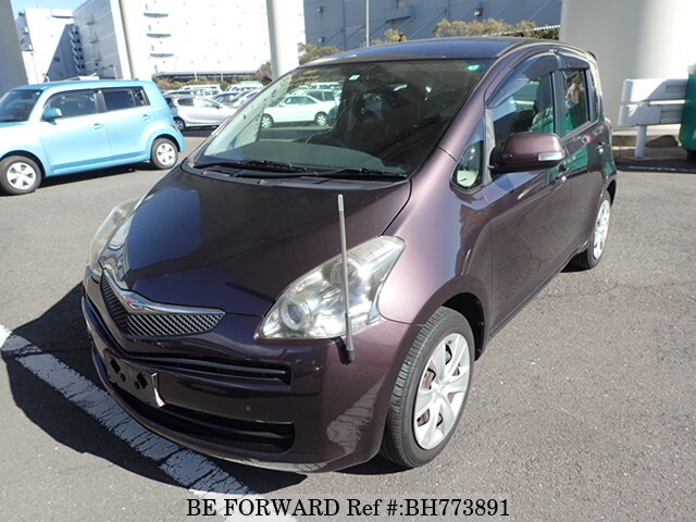 Used 2010 TOYOTA RACTIS BH773891 for Sale
