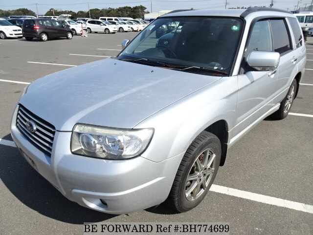 Used 2005 SUBARU FORESTER BH774699 for Sale