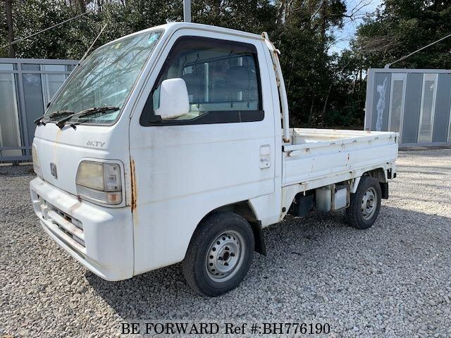 Used 1996 HONDA ACTY TRUCK BH776190 for Sale