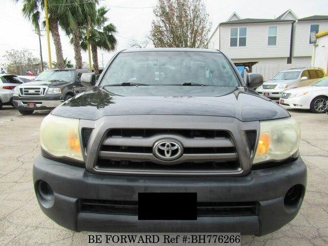 Used 2009 Toyota Tacoma Regular Cab I4 For Sale Bh776266 Be Forward