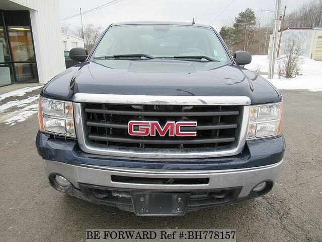 Used 2011 GMC SIERRA BH778157 for Sale