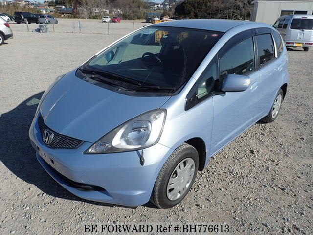 Used 2010 HONDA FIT BH776613 for Sale