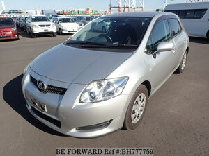 Used 2009 TOYOTA AURIS BH777759 for Sale