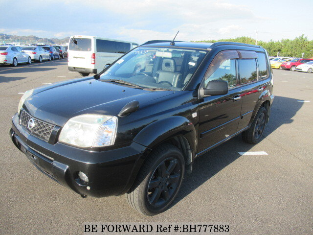 Used 2007 NISSAN X-TRAIL BH777883 for Sale