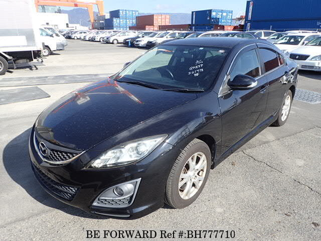 Used 2010 MAZDA ATENZA BH777710 for Sale