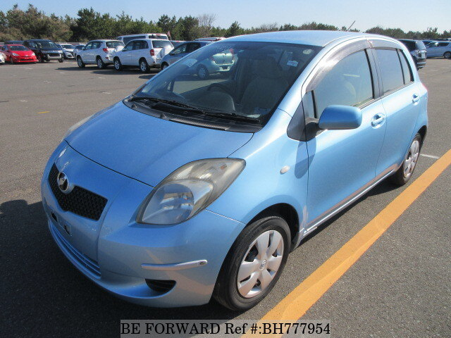 Used 2006 TOYOTA VITZ BH777954 for Sale
