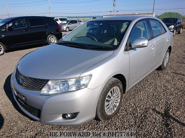 Used 2009 TOYOTA ALLION BH777848 for Sale