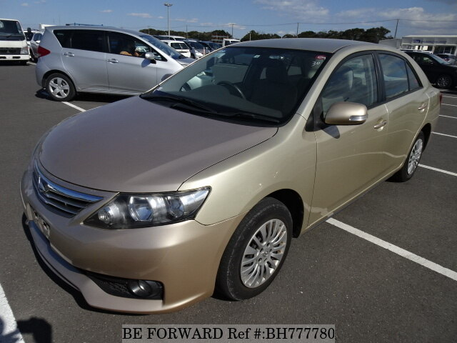 Used 2010 TOYOTA ALLION BH777780 for Sale