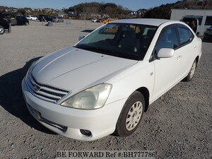 Used 2004 TOYOTA ALLION BH777786 for Sale