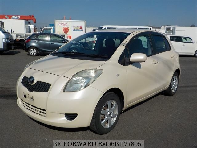 Used 2005 TOYOTA VITZ BH778051 for Sale