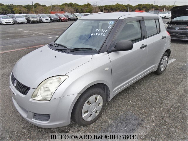 Used 2007 SUZUKI SWIFT BH778043 for Sale