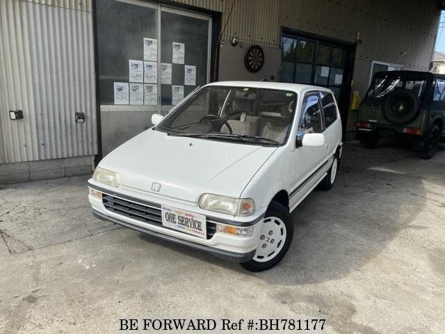 Used 1990 HONDA TODAY BH781177 for Sale