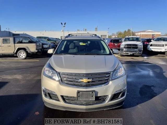 Used 2014 Chevrolet Traverse For Sale Bh781581 Be Forward