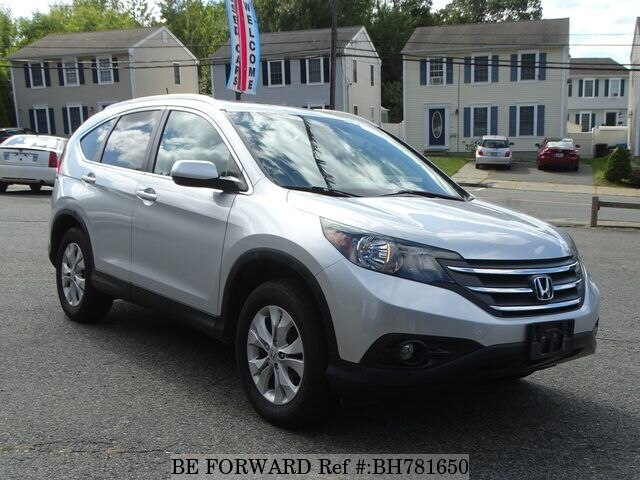 Used 2014 HONDA CR-V BH781650 for Sale