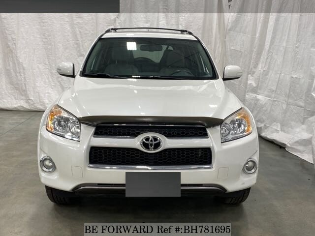Used 2011 TOYOTA RAV4 BH781695 for Sale