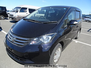 Used 2010 HONDA FREED BH781124 for Sale