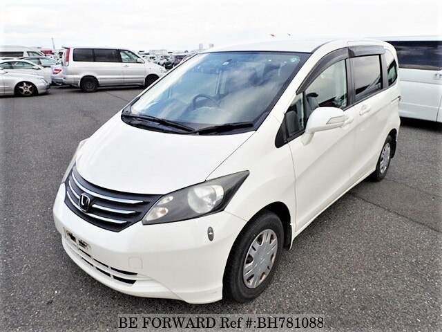 Used 2008 HONDA FREED BH781088 for Sale