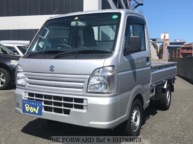 Used 2020 SUZUKI CARRY TRUCK BH783673 for Sale
