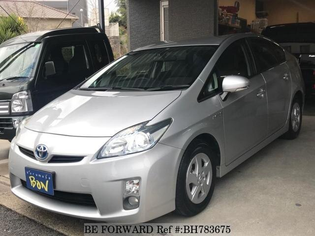 Used 2009 TOYOTA PRIUS BH783675 for Sale