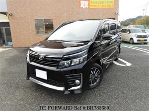 Used 2014 TOYOTA VOXY BH783689 for Sale