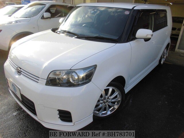 Used 2008 TOYOTA COROLLA RUMION BH783701 for Sale