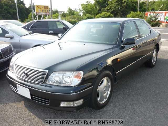 Used 1998 TOYOTA CELSIOR BH783728 for Sale