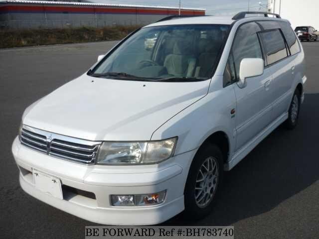 Used 1998 MITSUBISHI CHARIOT GRANDIS BH783740 for Sale
